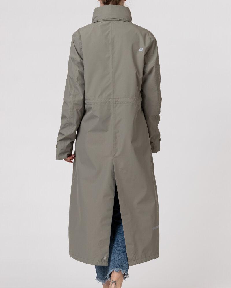 Kurtka Didriksons 503629_Nadja Women's Coat_383 zielony - fot:8