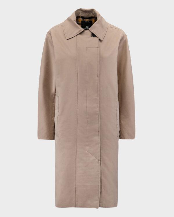 Kurtka Didriksons 503599_Embla Women's Coat_451 beżowy