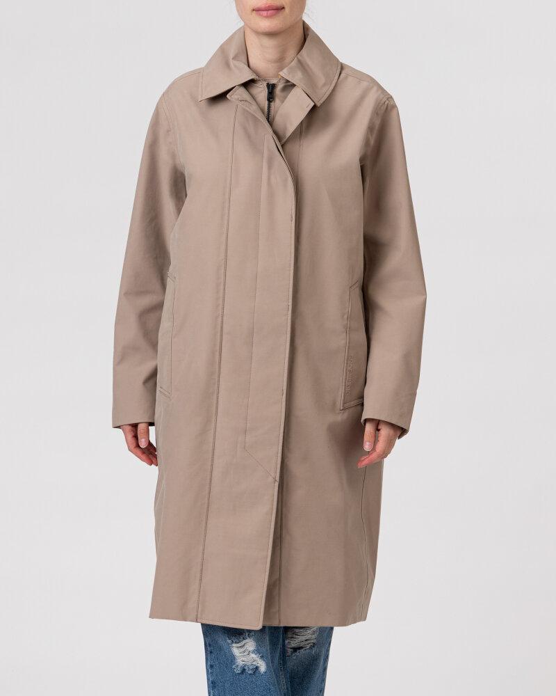 Kurtka Didriksons 503599_Embla Women's Coat_451 beżowy - fot:2