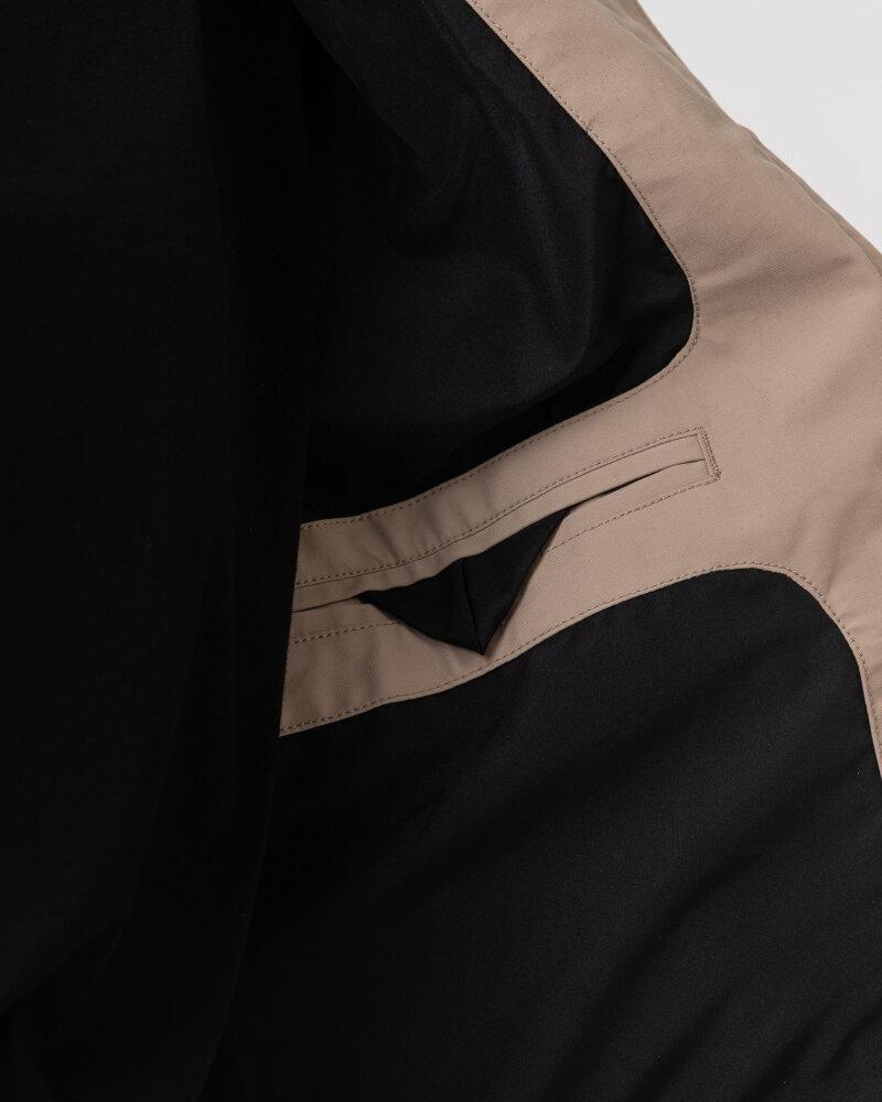Kurtka Didriksons 503599_Embla Women's Coat_451 beżowy - fot:5