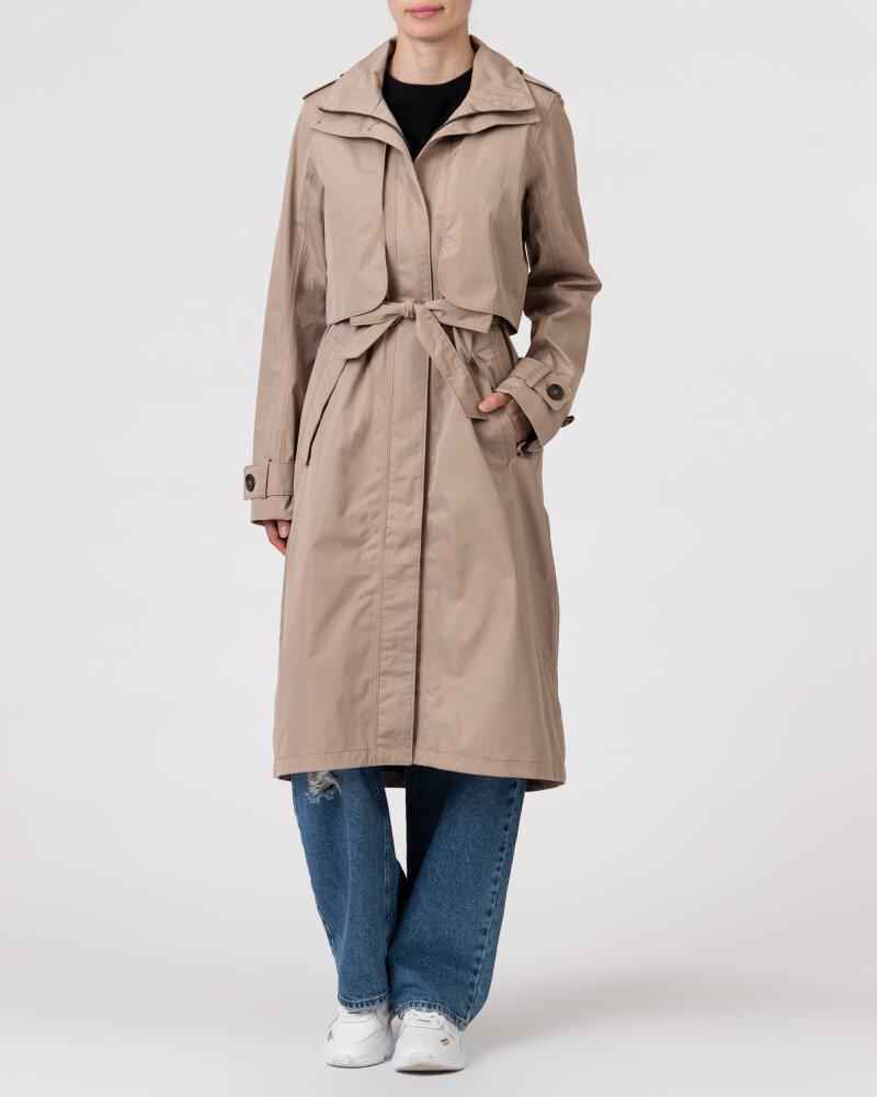 Płaszcz Didriksons 503613_Lova Women's Coat 3_451 beżowy - fot:2