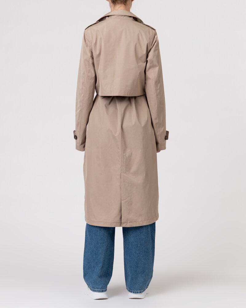 Płaszcz Didriksons 503613_Lova Women's Coat 3_451 beżowy - fot:4