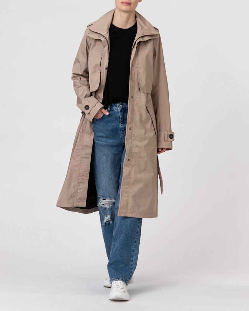 Płaszcz Didriksons 503613_Lova Women's Coat 3_451 beżowy - fot:5