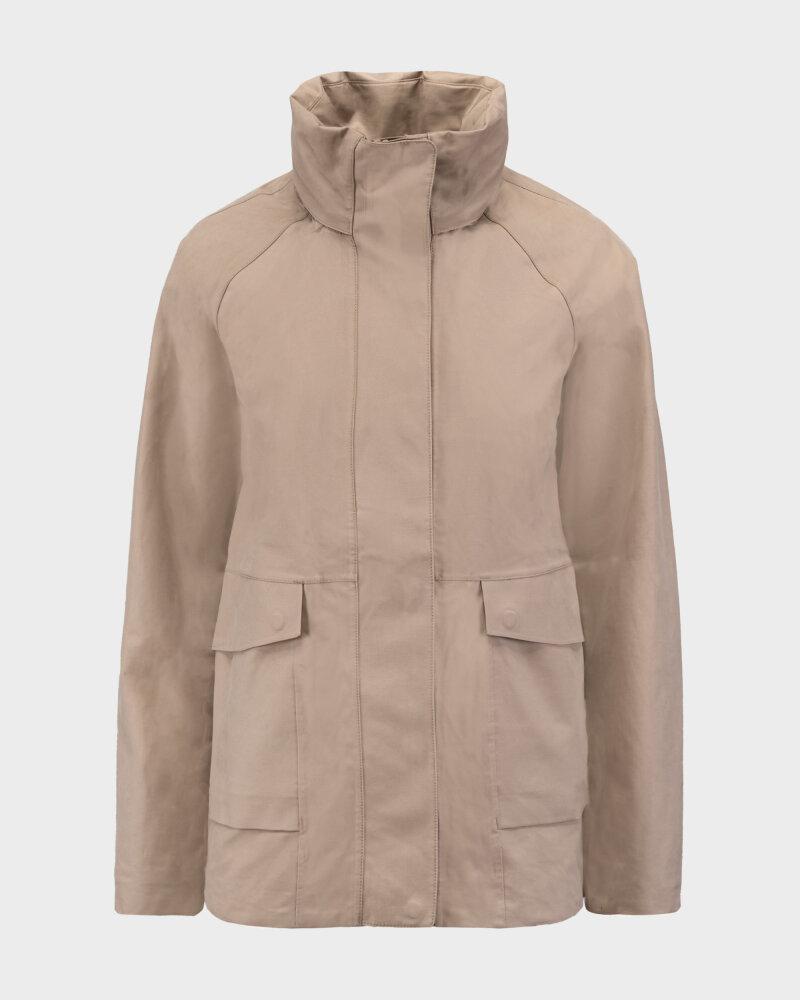 Kurtka Didriksons 503605_Unn Women's Jacket 2_451 beżowy - fot:1