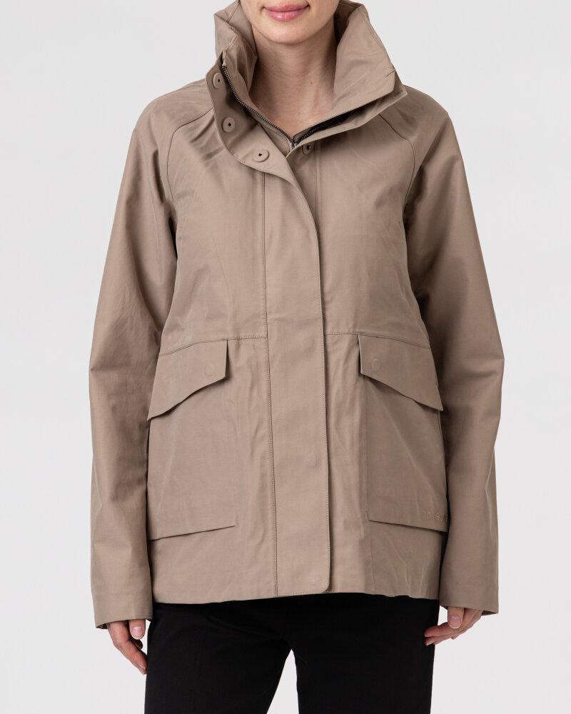Kurtka Didriksons 503605_Unn Women's Jacket 2_451 beżowy - fot:2