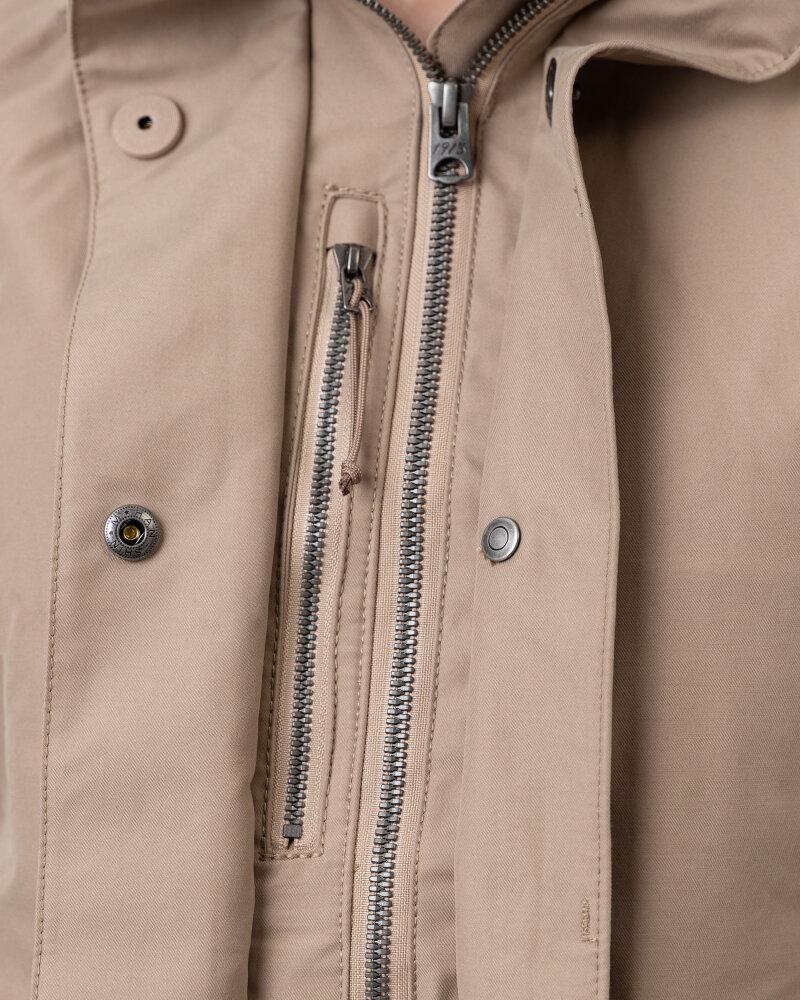 Kurtka Didriksons 503605_Unn Women's Jacket 2_451 beżowy - fot:3