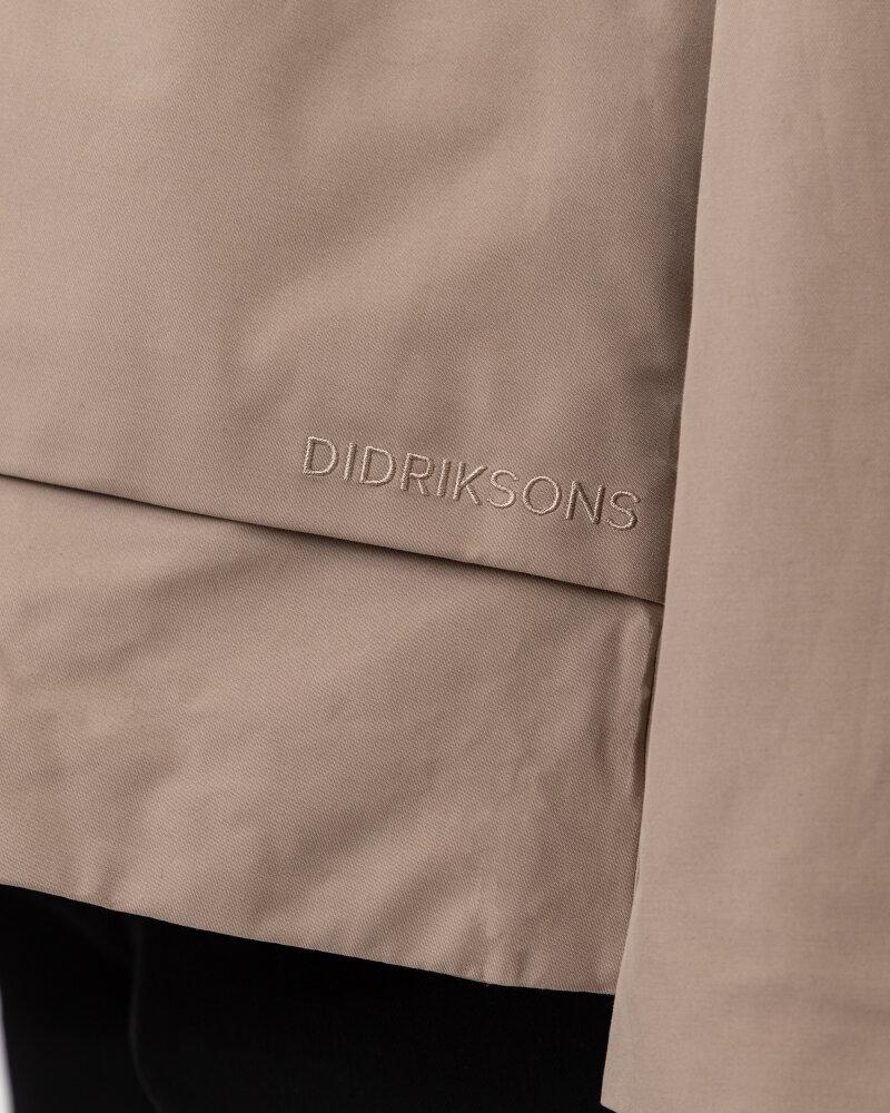 Kurtka Didriksons 503605_Unn Women's Jacket 2_451 beżowy - fot:5