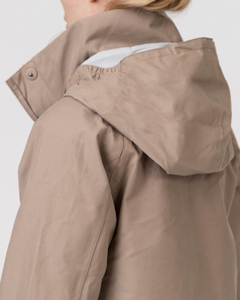 Kurtka Didriksons 503605_Unn Women's Jacket 2_451 beżowy - fot:6