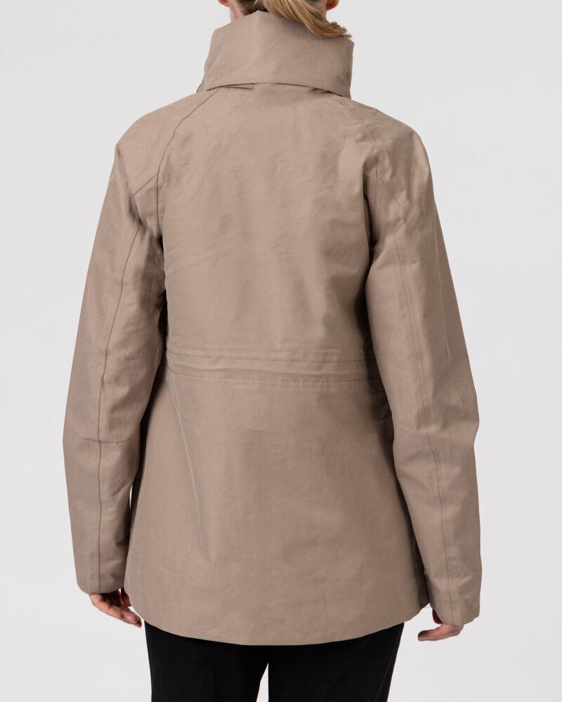 Kurtka Didriksons 503605_Unn Women's Jacket 2_451 beżowy - fot:7