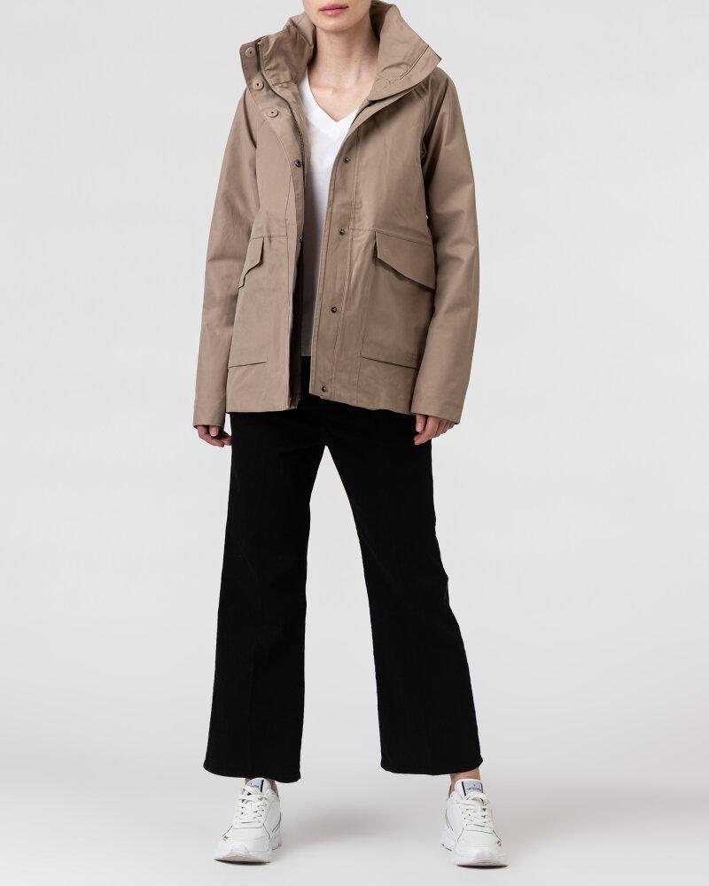 Kurtka Didriksons 503605_Unn Women's Jacket 2_451 beżowy - fot:8