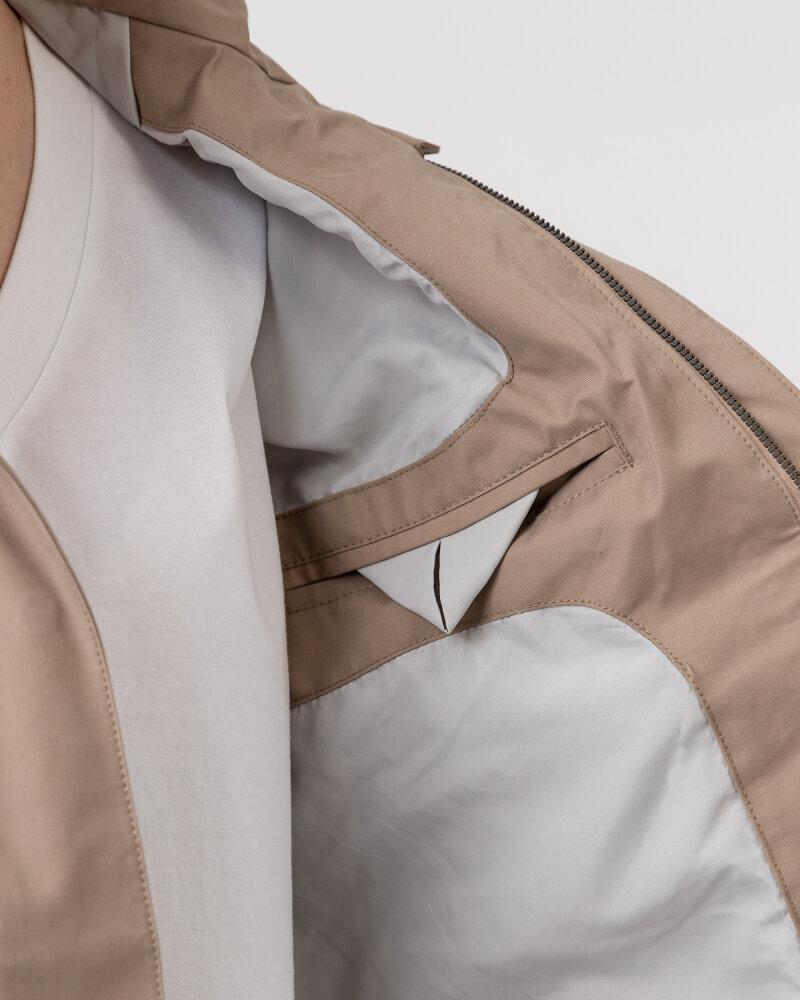 Kurtka Didriksons 503605_Unn Women's Jacket 2_451 beżowy - fot:4