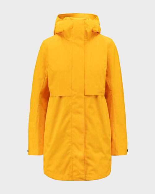 Kurtka Didriksons 503606_Edith Women's Parka _454 żółty