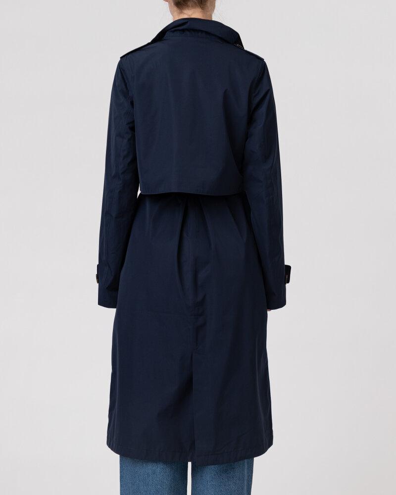 Płaszcz Didriksons 503613_Lova Women's Coat 3_999 granatowy - fot:6
