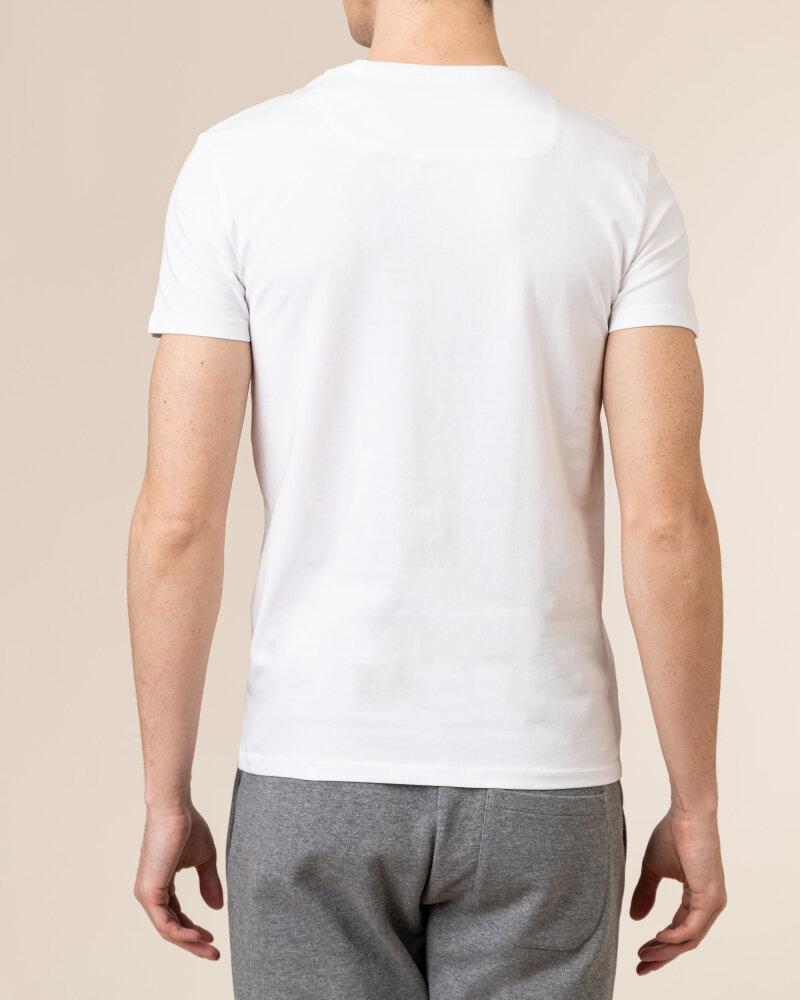 T-Shirt Gas A0513_SCUBA/S STR         _0001 biały - fot:4