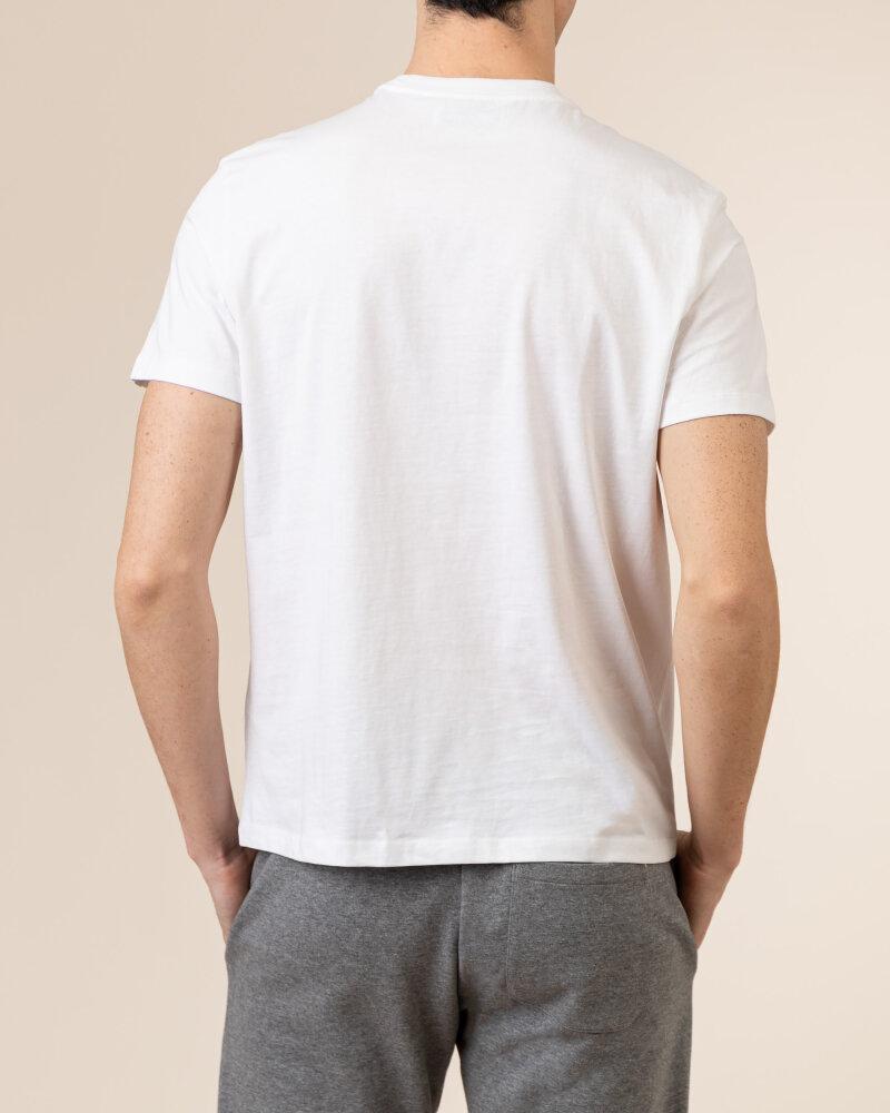 T-Shirt Gas A1118_DHARIS/R GAS BN     _0001 biały - fot:4