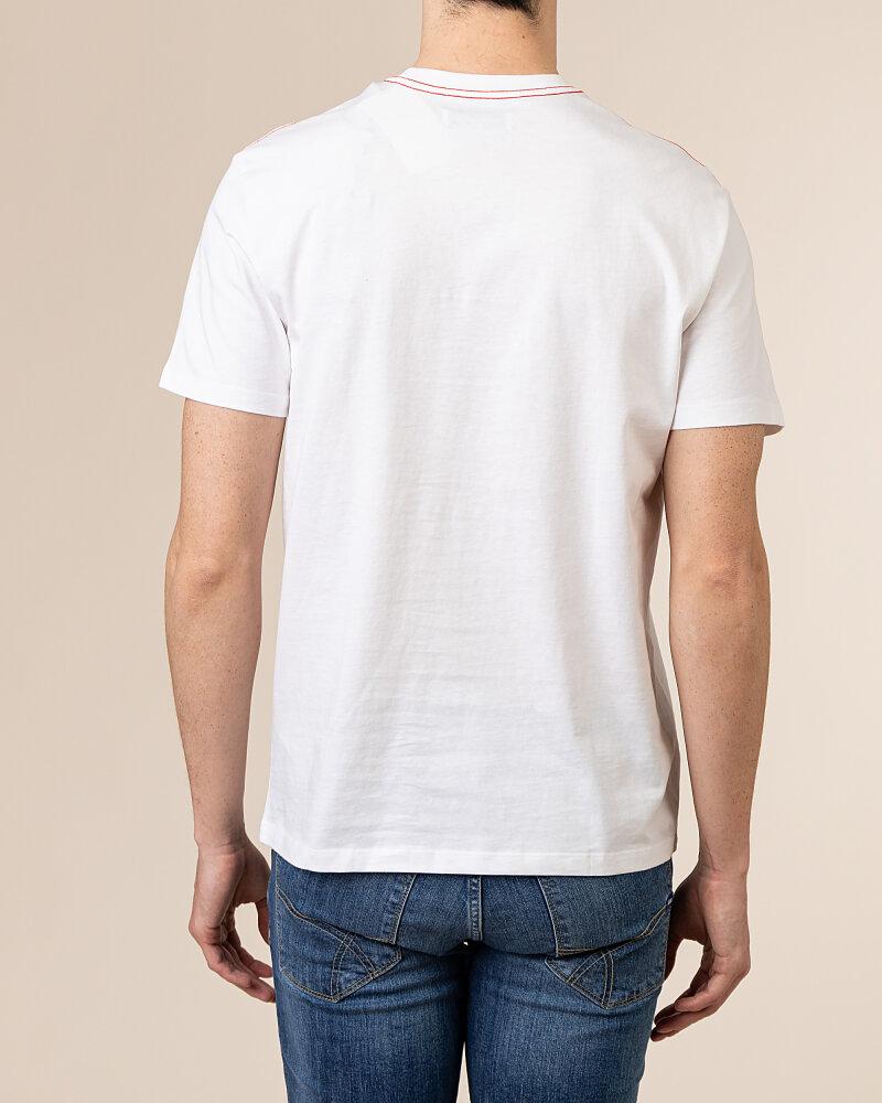 T-Shirt Gas A1214_DHARIS/R WR         _0001 biały - fot:4