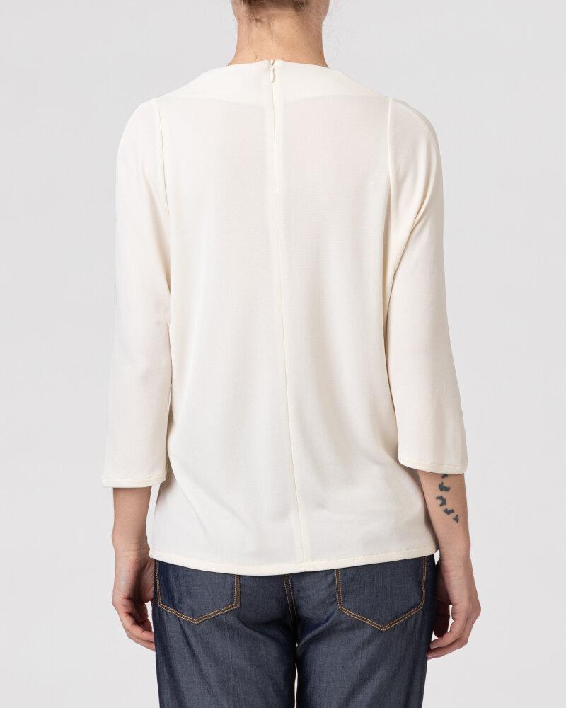 Bluzka Trussardi  56C00419_1T004942_W009 kremowy - fot:4