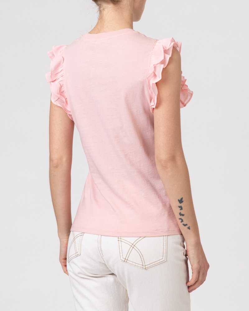 T-Shirt Gas A1149_AMANDINE            _1826 różowy - fot:5