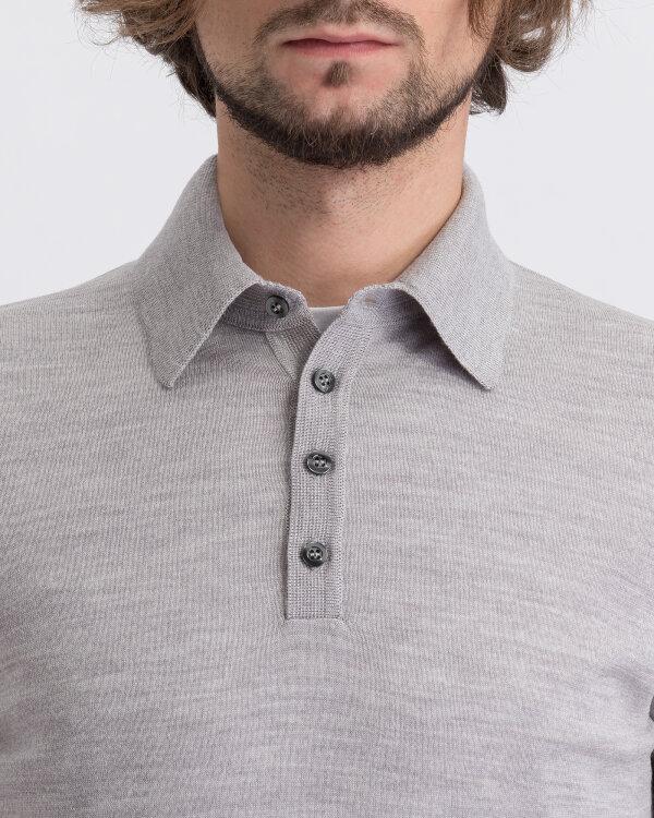 Sweter Oscar Jacobson RUBEN 6757_8023_172 jasnoszary