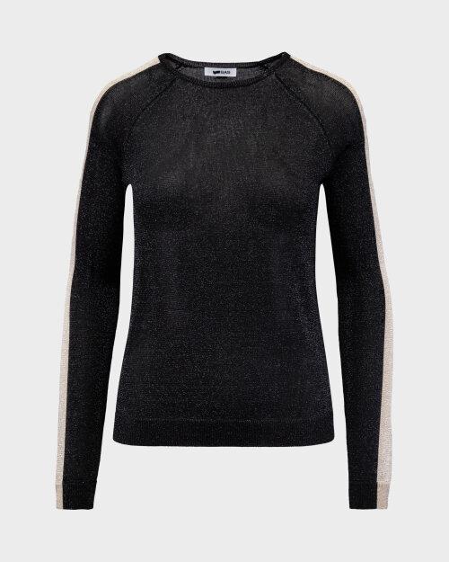 Sweter Gas A1235_MAELYS              _0200 czarny