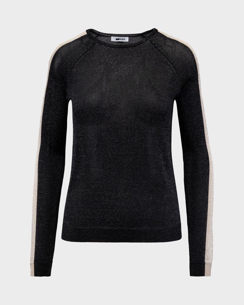 Sweter Gas A1235_MAELYS              _0200 czarny - fot:1