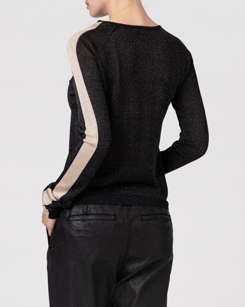 Sweter Gas A1235_MAELYS              _0200 czarny - fot:4