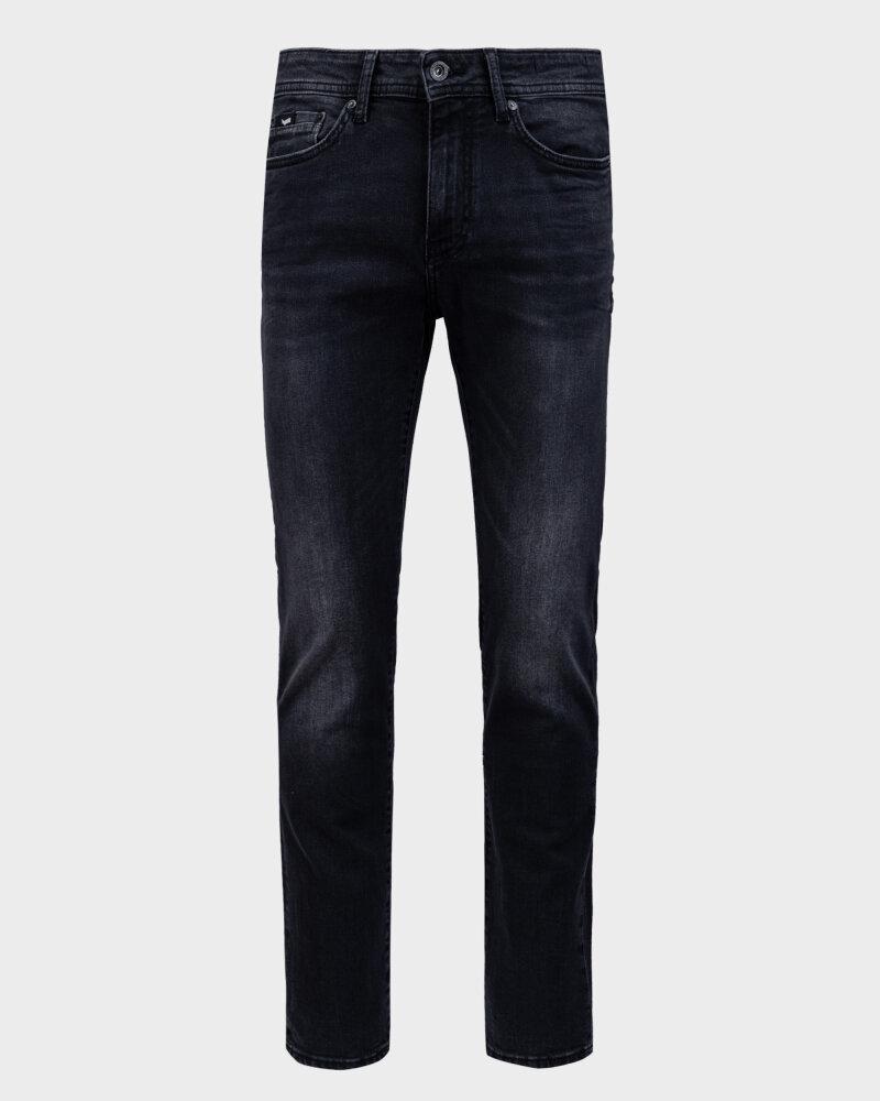 Spodnie Gas A1157_ALBERT SIMPLE       _WT20 czarny - fot:1