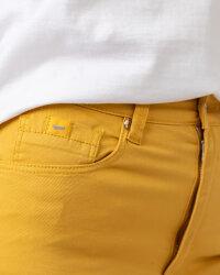 Spodnie Gas A1405_STAR G              _1553 żółty- fot-2
