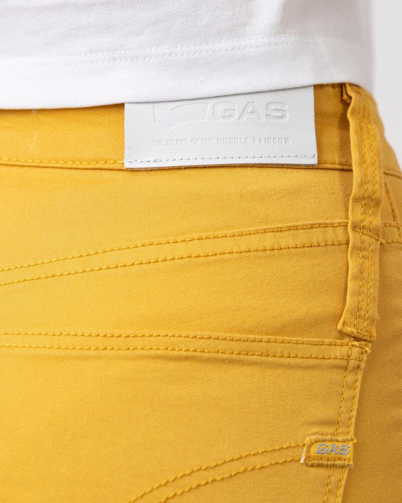 Spodnie Gas A1405_Star G              _1553 Żółty Gas A1405_STAR G              _1553 żółty - fot:4