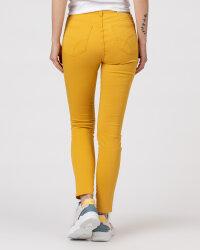 Spodnie Gas A1405_STAR G              _1553 żółty- fot-4