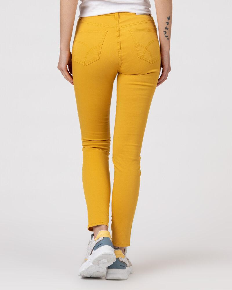 Spodnie Gas A1405_Star G              _1553 Żółty Gas A1405_STAR G              _1553 żółty - fot:5
