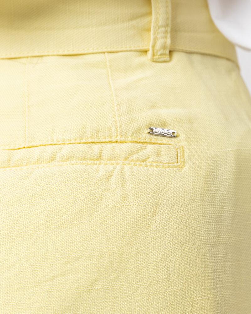 Szorty Gas A1422_MIRIANA SHORT       _1562 żółty - fot:4
