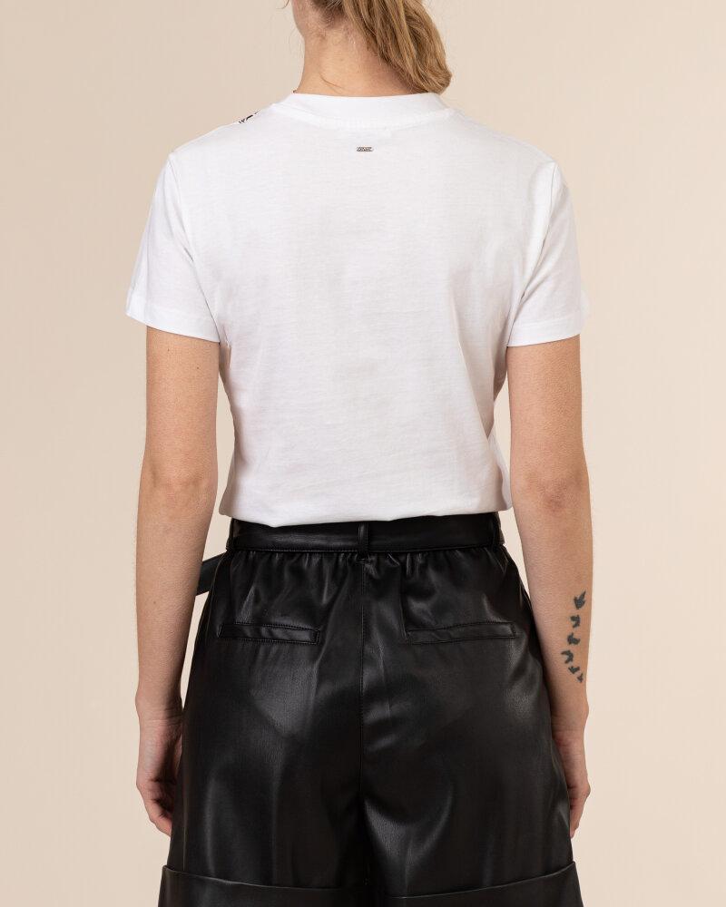 T-Shirt Gas A1239_DOLL S.BANDANA      _0001 biały - fot:4