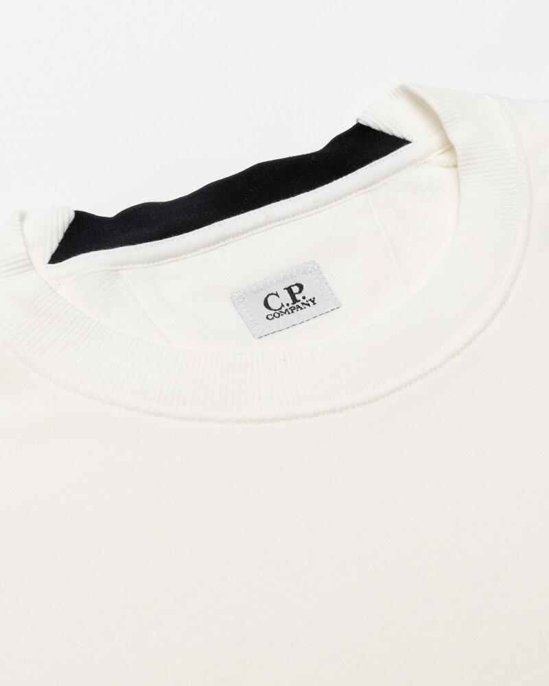 Bluza C.p. Company 10CMSS045B005086W_103 biały - fot:2