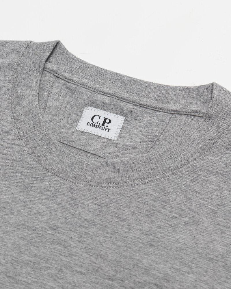 T-Shirt C.p. Company 10CMTS213A006011W_M93 szary - fot:2