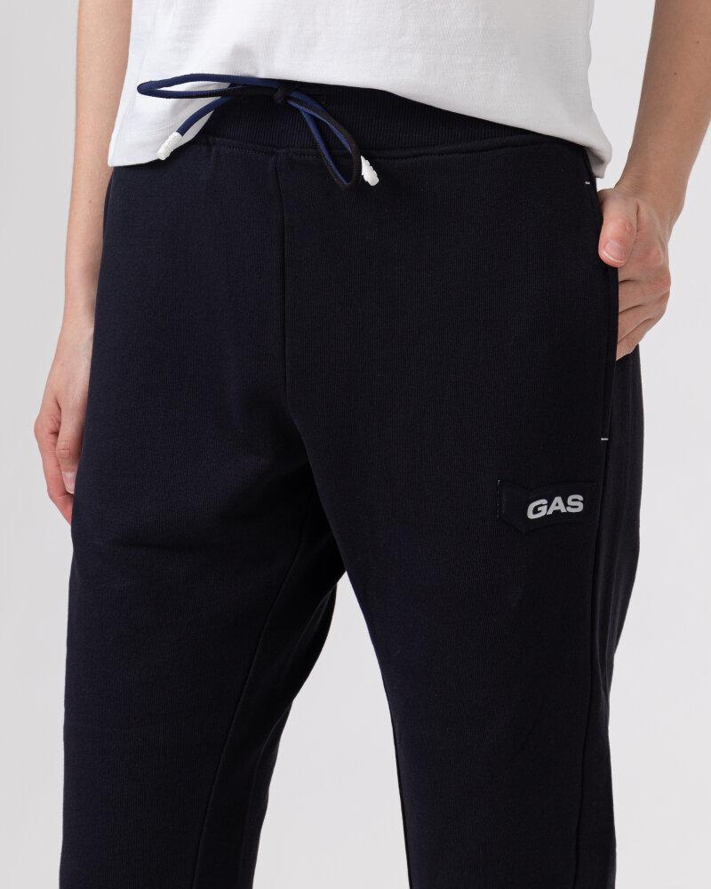 Spodnie Gas A1119_N.RADIR GAS         _0194 granatowy - fot:2