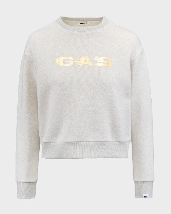 Bluza Gas A1263_KESSIE FLAMES       _1007 kremowy