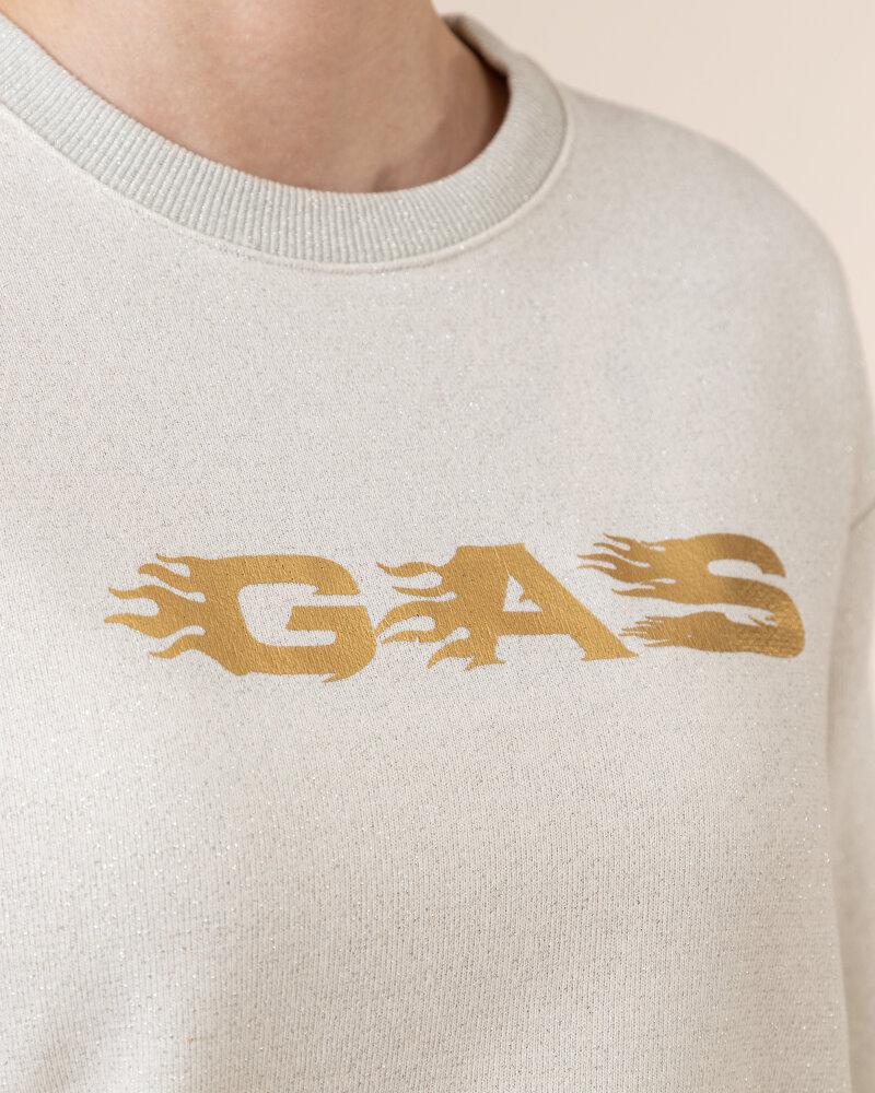 Bluza Gas A1263_KESSIE FLAMES       _1007 kremowy - fot:3