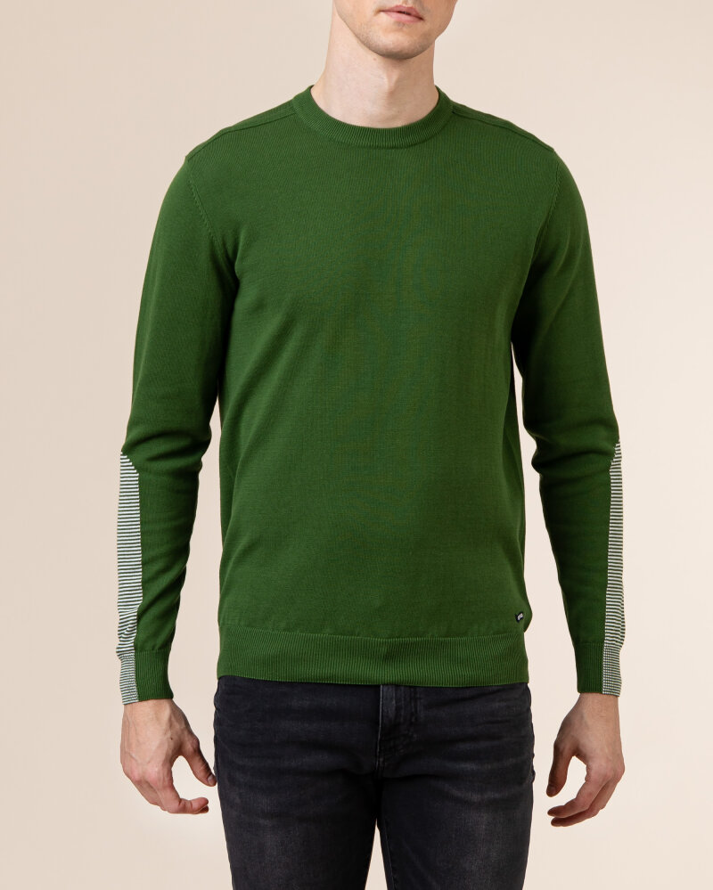 Sweter Gas A1275_ULIVIE/R            _1698 zielony - fot:2