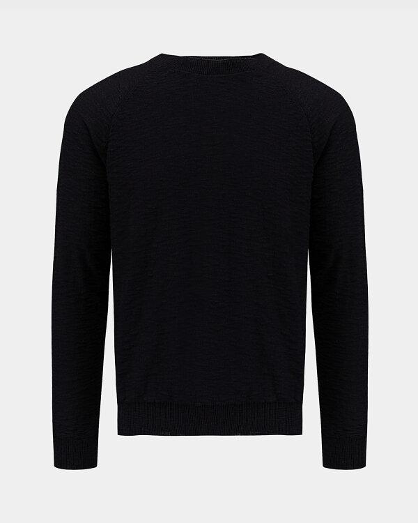 Sweter Gas A1304_MILLO/R             _0200 czarny
