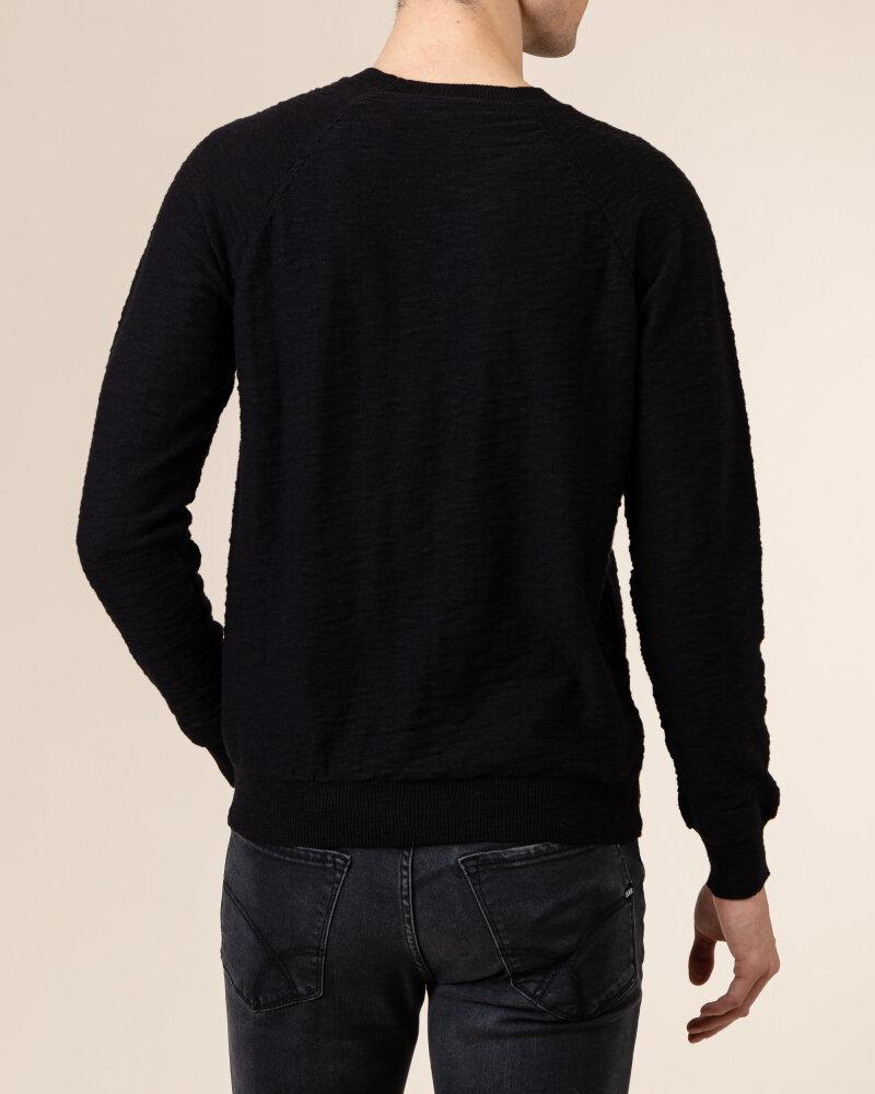 Sweter Gas A1304_MILLO/R             _0200 czarny - fot:4