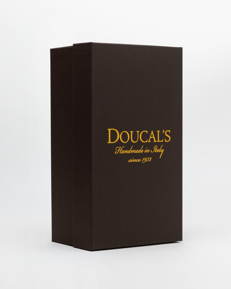 Buty Doucal's DU2616BELFUS007TM02_HORSE EBANO+F.DO T.M brązowy - fot:8