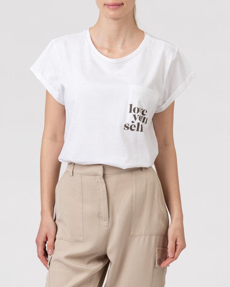 T-Shirt One More Story 101757_2000 biały - fot:2