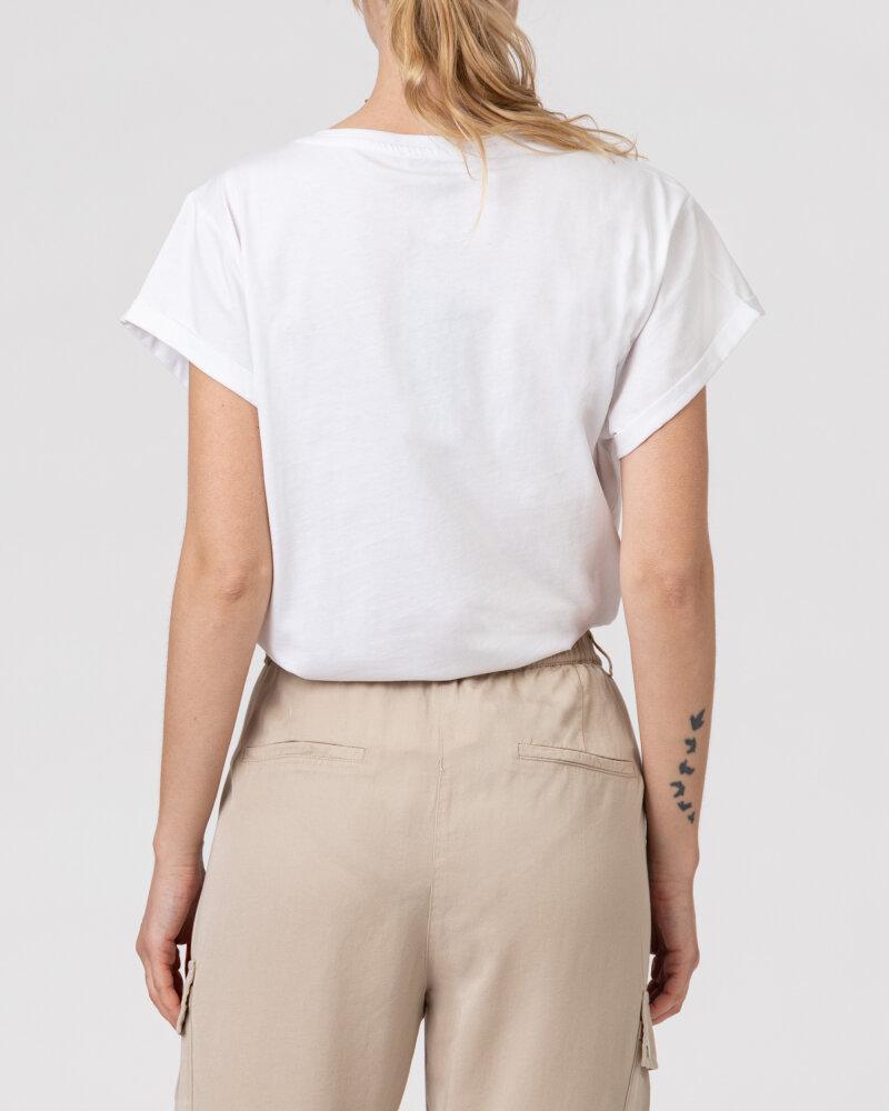 T-Shirt One More Story 101757_2000 biały - fot:4