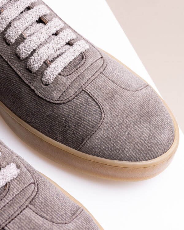 Buty Doucal's DU2337_FABRIC TAUPE+F DO AM beżowy