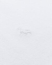 T-Shirt Mustang 1008814_2045 biały- fot-2