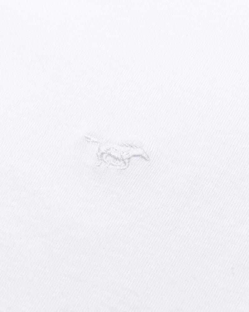 T-Shirt Mustang 1008815_2045 biały - fot:3