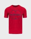 T-Shirt Mustang 1010676_7189 Czerwony Mustang 1010676_7189 czerwony