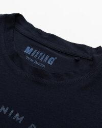 T-Shirt Mustang 1010707_4136 granatowy- fot-1