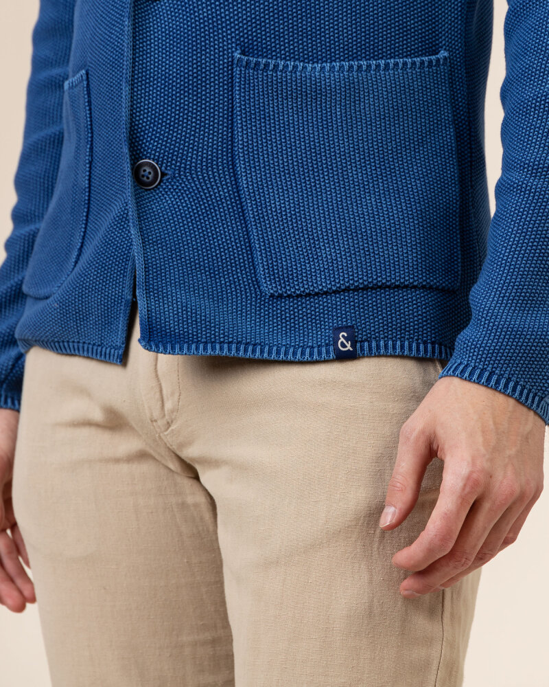 Sweter Colours & Sons 9121-102_650 ROYAL niebieski - fot:5